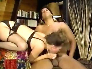 Horny Homemade Stockings, Cuni Fuckfest Movie