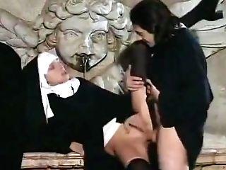My Favorits Vids Nuns Hard Group Fuck-fest-m1991a1-