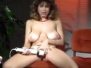 Christy Canyon Masturbates