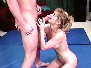 Sexy Mixed Grappling