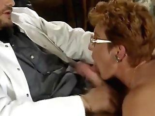 Incredible Homemade Stockings, Kink Pornography Scene