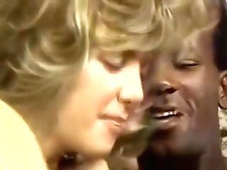 Retro Hot Honies Want Interracial