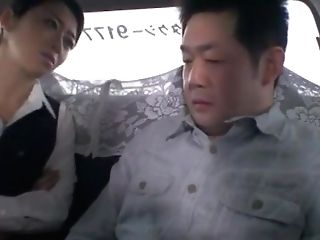 Horny Japanese Mega-slut Hikari Hino, Nao Mizuki In Fabulous Car, Antique Jav Movie