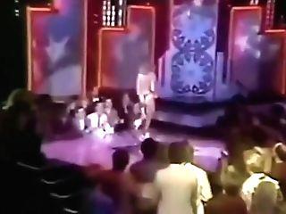 Nymphs Just Wanna Have Joy - Antique Striptease Dance