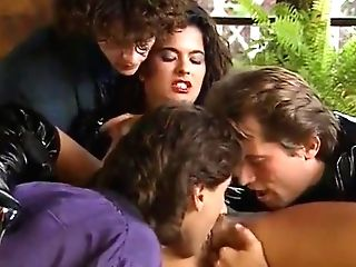 Gang-fuck Scene Dirty Sisters (1995) Angelica Bella
