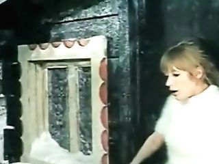 Angora Sweater. Old School Vid