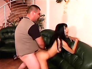 Skinny Cougar Getting Dick - Julia Reaves