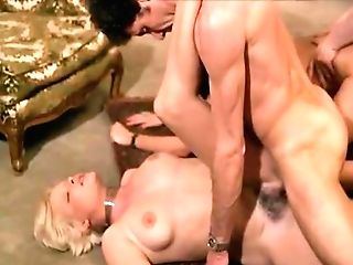 Amazing Anal Invasion Classical Scene With Alexandra Sand And Cyril Val