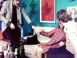 Preggie Enthusiasm - 1970s Antique Xxx