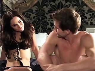 Amazing Homemade Brown-haired, Antique Adult Movie