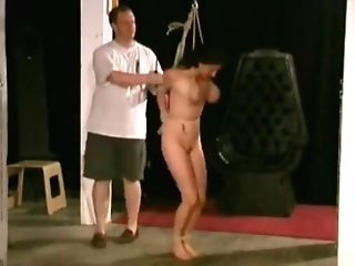 Tits Tied And Tantalized 22