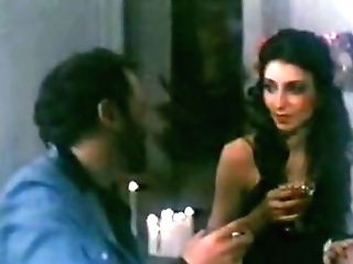 Incredible Brazilian Old School Movie With Marlene Willoughby And Vanessa Del Rio