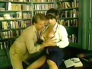 Old School Antique Librarian Fuck - Adult Movie Star Legend
